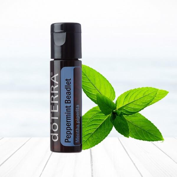 mäta peppermint doterra esenciálne oleje trávenie