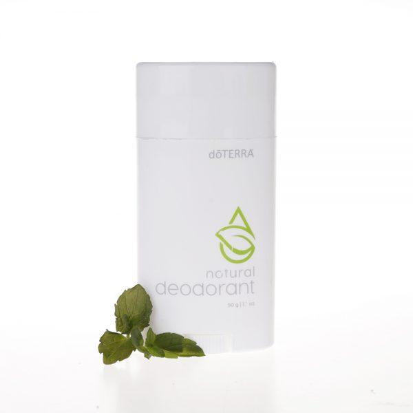 Esenciálne doTerra oleje Natural Deodorant