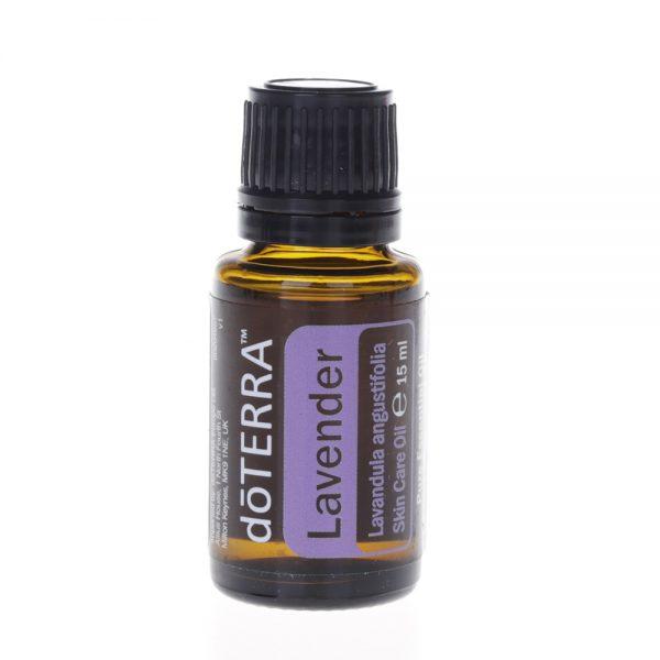 Esenciálne doTerra oleje Levandula Lavender
