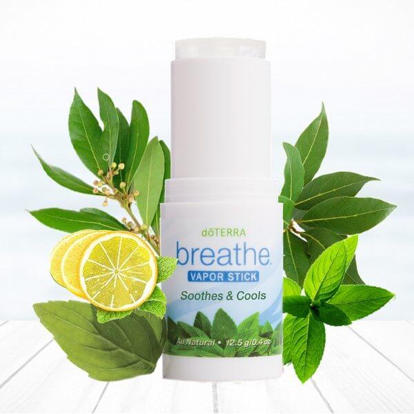 breathe doterra esencialne oleje vapor stick doterr