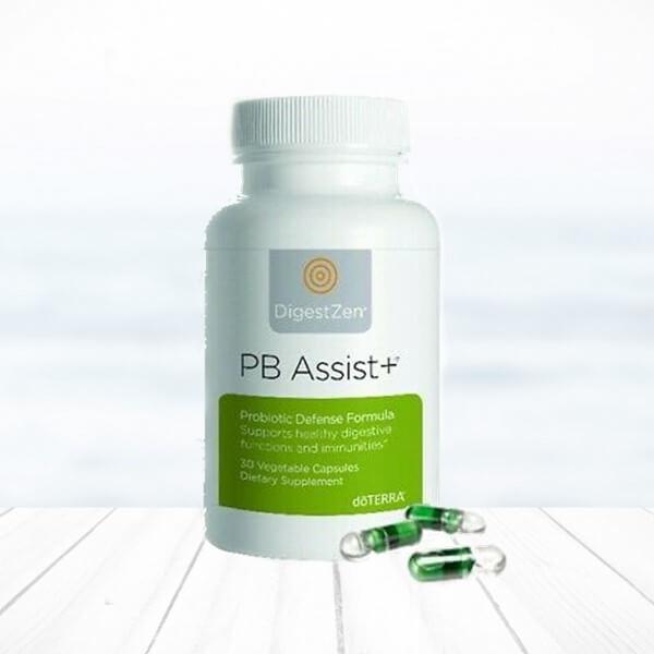PB assist doterra probiotikum vlaknina
