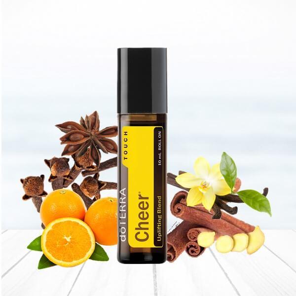 cheer doterra roll on esenciálny olej