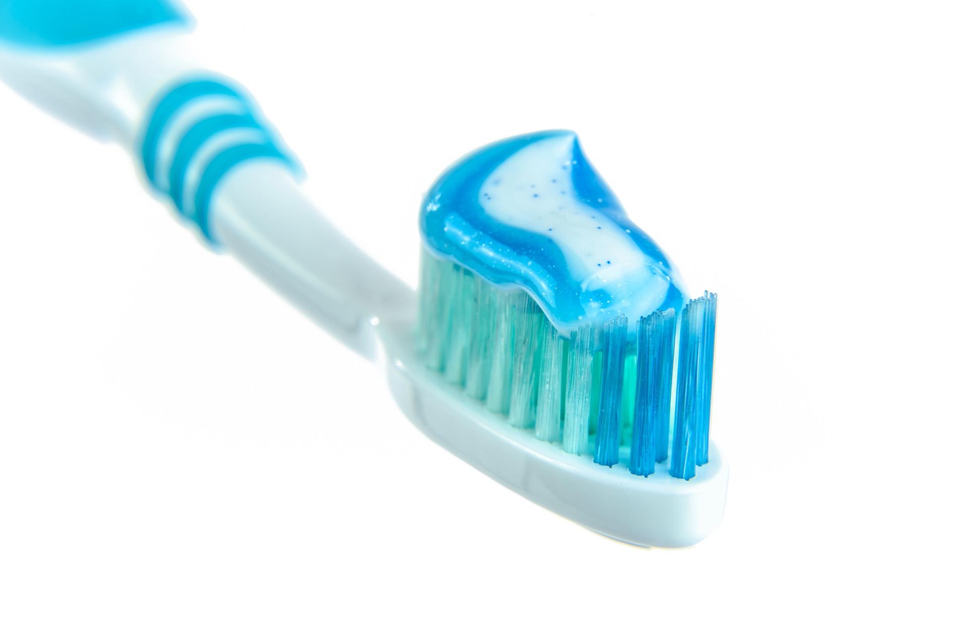 Vymeňte zubnú pastu včas!
