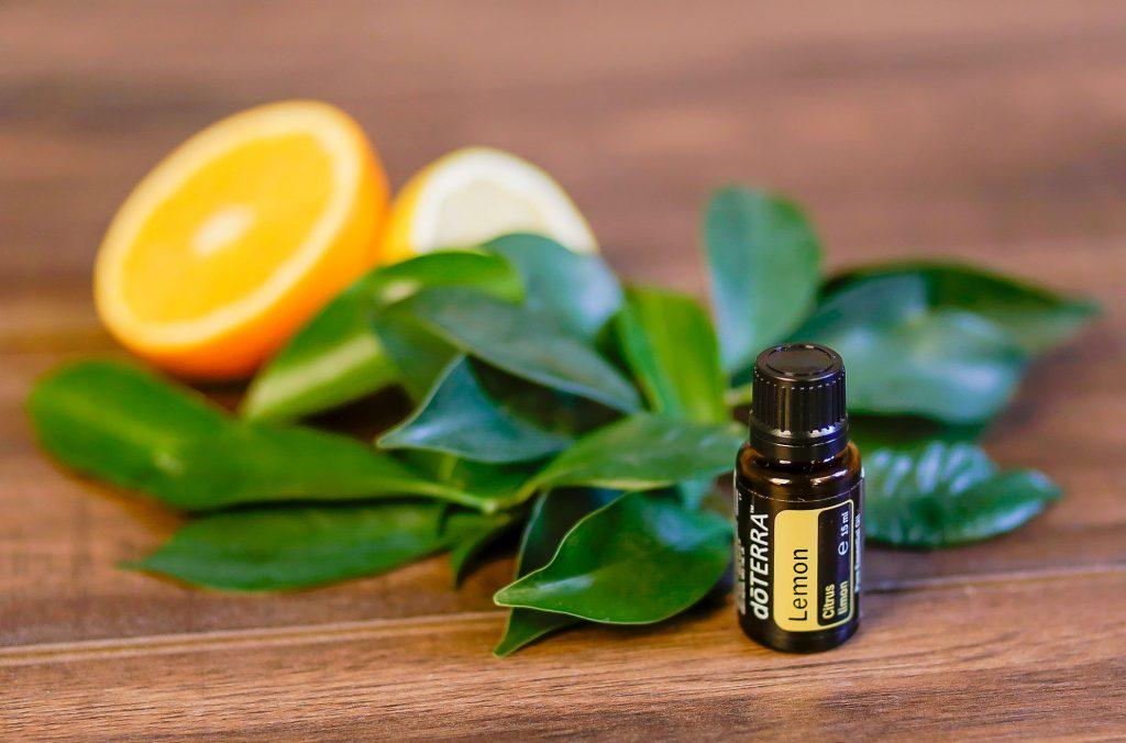 esencialne oleje doterra citron lemon