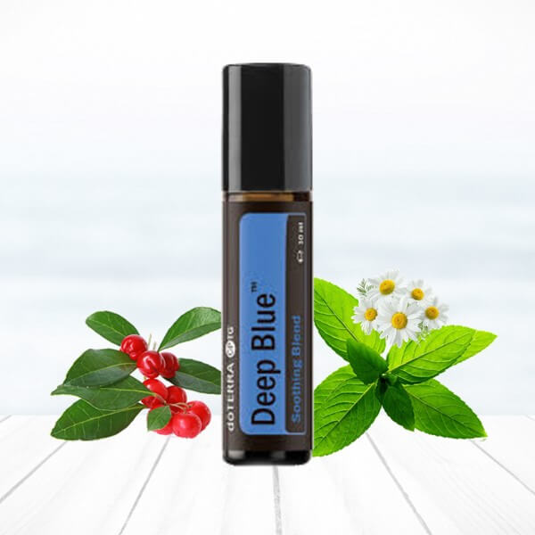 deep blue roll on doterra proti bolesti esenciálny olej