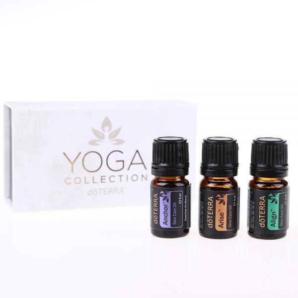 yoga kit esencialne oleje doterra