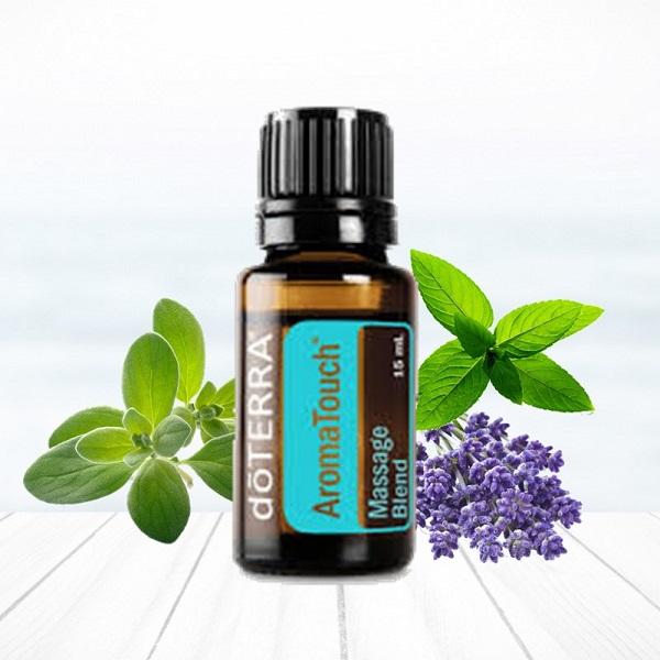 aromatouch esenciálne doterra oleje