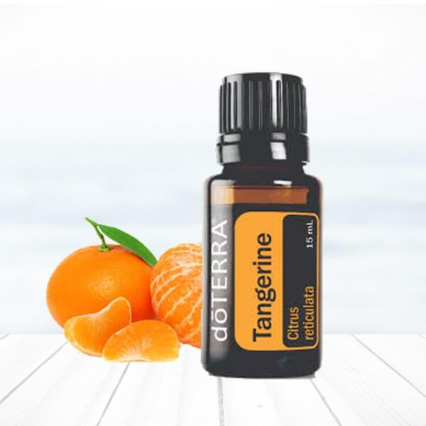 tangerine mandarínka doterra esenciálne oleje