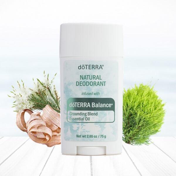 dezodorant doterra balance