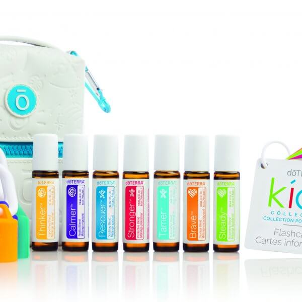 kids collection doterra set deti esencialne oleje