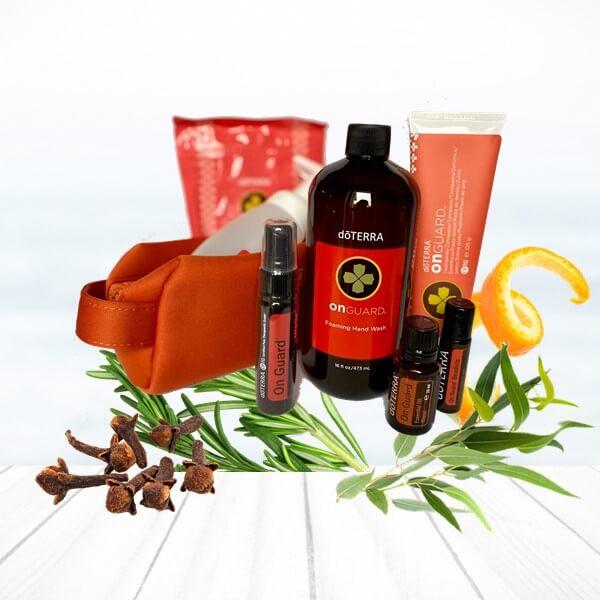 vianočný darček imunita set olejov doterra esenciálne oleje